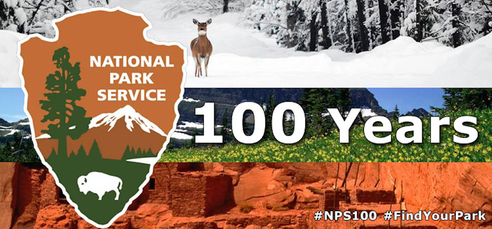 CELEBRATE THE NATIONAL PARK CENTENNIAL