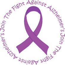 Alzheimer's ribbon