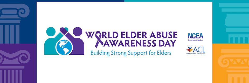 WASHINGTON DFI JOINS GLOBAL WORLD ELDER ABUSE AWARENESS DAY